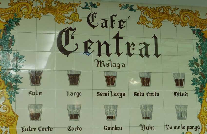 Malaga Altstadt Karte.Die Altstadt Von Malaga